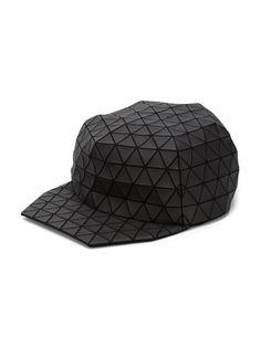 Bao Bao Issey Miyake Geometrische Kappe