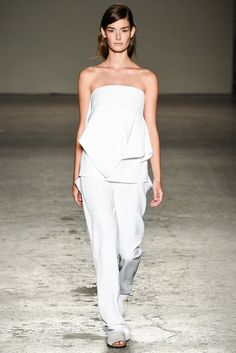 Gabriele Colangelo Spring 2015 Ready-to-Wear - Collection - Gallery - Look 8 - Style.com