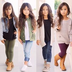 Kid or not...these outfits  are  great