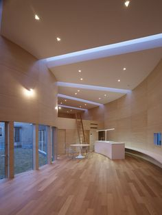 Practical House Layout in Japan by Future Studio: The Light Valley Residence