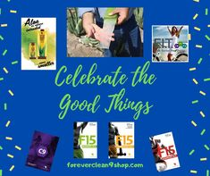 "Let's all celebrate the good things about Forever aloe vera, including Aloe Vera Diet, Clean 9 Diet and Forever FIT 15! Not for nothing has an eminent doctor described Forever's Aloe Vera Gel as ""A wonderful drink for good health!"" And let's face it, there has never been a more important time than right now to do all we can to protect our own and our loved ones' well-being. Click the embedded Facebook link for more info."
