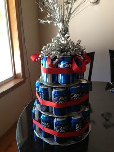 Brent's Beer Cake