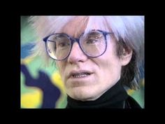 Andy Warhol interview on Campbell's Soup Cans. Artist Andy Warhol discusses his work of art involving Cambell's Soup cans. Video Artist, Artist Art, Andy Warhol Pop Art, Ecole Art, Art Curriculum, Art Lessons Elementary, Ap Art, Art And Technology, Portraits