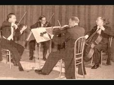 Beethoven : String Quartet No. 5 in A major, op. 18-5, III. Andante cant...