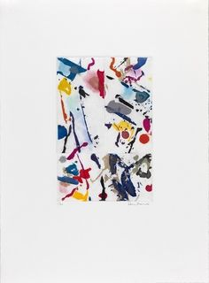 Sam Francis | Untitled (1989) | Available for Sale | Artsy