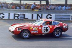 Ferrari 364 GTB4 #56 - Le Mans 1974