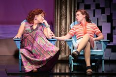 High Res Shoshana Bean (Cee Cee Bloom) and Whitney Bashor (Bertie White)