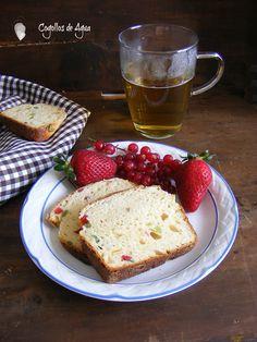 Cramique (Pan dulce en panificadora)