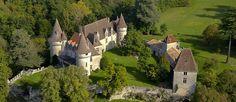 Chateau de Bridoire - Lot et Garonne - another view
