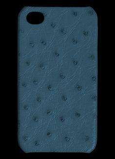 Maison Takuya iPhone 5  Case Ostrich Leather - Handmade http://www.halehboutique.com/new-arrivals-1/accessories/iphone-5-luxury-leather-case-by-maison-takuya-ostrich.html