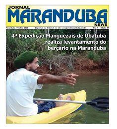 Jornal Maranduba News #89  Notícias da Região Sul de Ubatuba