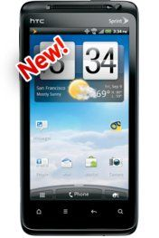 HTC EVO Design 4G for Sprint with a new Sprint account $49.99