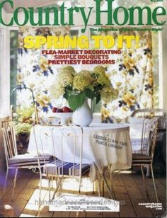 Country Home May 2001 Flea Market Decorating, Simple Bouquets, Prettiest Bedrooms, 3 Country Bedrooms, House Built Using Handmade 18th Century Tools, High Point Furniture Market in North Carolina, American Homespun  Check It Out Now     $5.99          Check It Out Now  http://www.handmadeaccessories.top/2017/03/16/country-home-may-2001-flea-market-decorating-simple-bouquets-prettiest-bedrooms-3-country-bedrooms-house-built-using-handmade-18th-century-tools-high-point-furniture-..