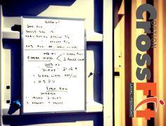 2014-06-16 #run #OHS #EMOM #DIANE #clean #dead lift #HSPU #stretch
