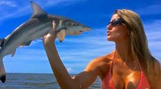 Bikini Bowfishing Calendar 2014 - Fishing Video