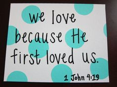 Inspirational bible verses with different bold patterns...great item for the store.