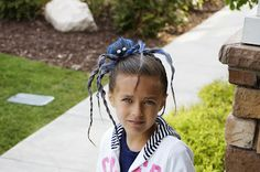 crazy hair day | Once Upon A Kate: We Heart Crazy Hair Day