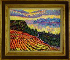 Original Oil Painting/Impressionism/impressionism art/ impressionism painting/ impressionism aesthetic/ Great Business Ideas, Original Artwork, Painting, The Originals, Deco, Canvas, Impressionism, Board, Tela