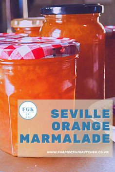 Easy Homemade Seville Orange Marmalade is the perfect breakfast preserve to serve with toast. It is really not difficult to make and there is a whole world of difference in taste between homemade and commercial marmalade.#marmalade #easy #recipe #orange #preserves #jelly #homemade