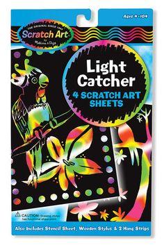 Melissa&Doug Feuilles d'attrape-lumière. 6.99$ Achetez-le: info@laboiteasurprisesdenicolas.ca