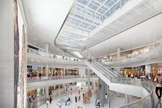 First Look at the Beverly Center's Huge Makeover - Curbed LA