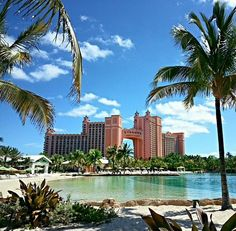 Atlantis Resort is the perfect place for a family vacation in the Caribbean.