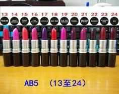 Znalezione obrazy dla zapytania mac lipstick matte