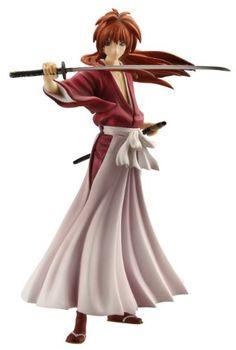 GEMINI Series : Himura Kenshin (1/8 scale PVC statue) Megahouse http://www.amazon.com/dp/B004QTQC0S/ref=cm_sw_r_pi_dp_TluKwb0TPCEAE