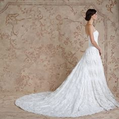 Sareh Nouri Fall 2016 Bridal Collection