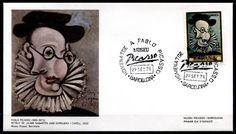 Maler Pablo Picasso Porträt Von Jaime Sabartés FDC Spanien 1978   eBay