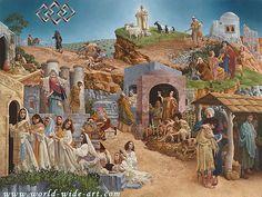 Parables - James Christensen - World-Wide-Art.com