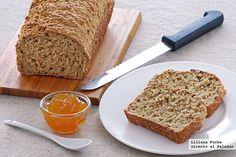Receta de pan fácil para vagos de Nigella Lawson. Con fotos del paso a paso, consejos y sugerencias de degustación. Recetas de panes. Panadería...