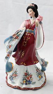 Danbury-Mint-Figurine-Plum-Blossom-Princess-Lena-Liu-W250