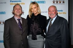 At the 2005 Industry Toast, we gladly honored Bob Berney and were happy that Charlize Theron and Michael Lynne were able to join us in honoring Bob Berney. I #Film I hamptonsfilmfest.org #HIFF12