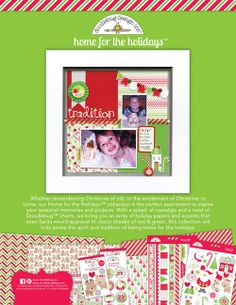 Scrapbook & Cards Today - Doodlebug Design