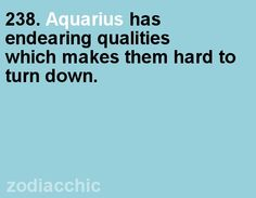 ZodiacChic Post:Aquarius