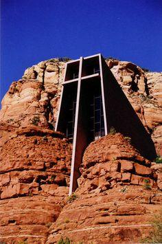 Chapel in the Rock (Sedona/ Arizona)