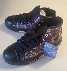 uk availability 1da1a 43cf4 Fortnite Shoes As Shown. They are imported from China, a definite collector  item for any kids that loves Fortnite, especially with Christmas coming up!