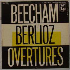 Beecham*, Berlioz* - Beecham Berlioz Overtures (Vinyl, LP, Album) at Discogs