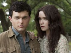 Interview: 'Beautiful Creatures' stars Alden Ehrenreich and Alice Englert talk Getting Cast, Bad Auditions and Vomit