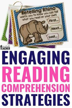 Engaging and Fun Animal Style Reading Comprehension Strategies