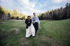 Rustic Weed Wedding Love and Marij - Maria & Eric - May 30, 2015 — Real Events
