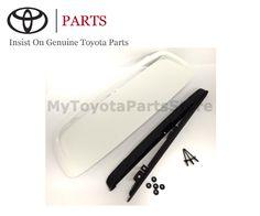 Genuine Toyota Tacoma Hood Scoop Insert Kit. 040 White. 2005-2011 Toyota Tacoma.