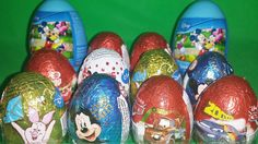 Unboxing of Disney Surprise Eggs. It is funny to unbox Egg Surprise with Disney Toys. Disney Pixar Cars,Mickey Mouse,Minnie Mouse and other Disney Toys.