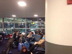 Despega el vuelo de los españoles que estaban atrapados en N. York - El Mundo