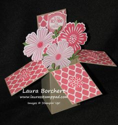 Card in A Box by stampinandscrapboo - Cards and Paper Crafts at Splitcoaststampers
