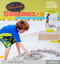 Blog - Hello Summer - Susan Weinroth