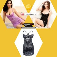 b872e93d890e2 Temptation Sexy Nightgown Lace See-through Sexy Lingerie Underwire Braces  Skirt