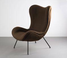 Fritz Neth; 'Madame' Chair for Correcta, 1950.