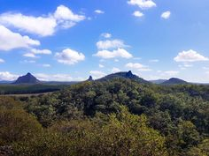 The Yul-Yan-Man Track is the Newest Way To Experience the Glasshouse Mountains - We Are Explorers Glasshouse Mountains, Glass House, Track, Explore, Nature, House Of Glass, Naturaleza, Runway, Truck